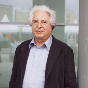 A photo of Saul Friedländer