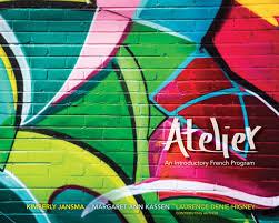 Atelier book cover