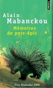 Mémoires de porc-épic book cover