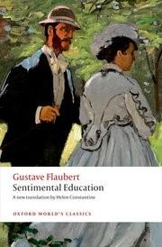 Sentimental Education book cover