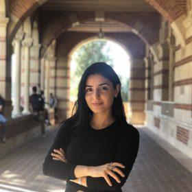 A photo of Arpi Melikyan