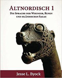 Altnordisch 1 book cover
