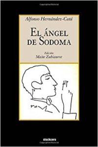 El ángel de Sodoma book cover