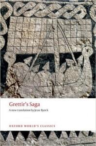Grettir's Saga book cover