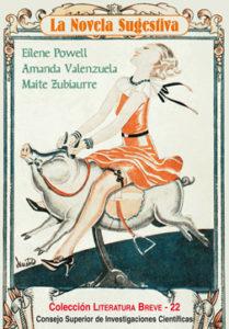 La Novela Sugestiva book cover