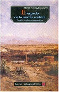 El espacio en la novela realista book cover