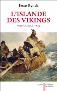Islande des Vikings book cover