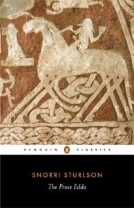 The Prose Edda: Norse Mythology book cover